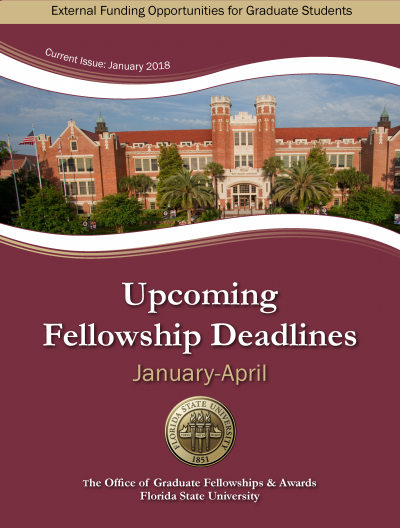 January 2018 Upcoming Fellowship Deadlines Cover.png
