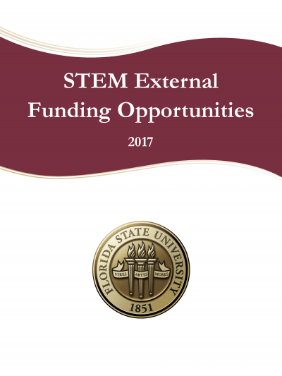 STEM Funding Opportunities - Cover.png