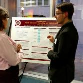 Curtis Tenney, Communication & Information (Doctoral Student, Information), Challenger Poster Session