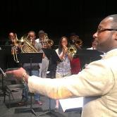 Dunwoody Mirvil, Music (Doctoral Student, Brass Performance), Music
