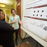 Kristin Schoepfer, Arts & Sciences (Doctoral Student, Neuroscience), Research presentation